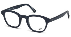 Web Eyewear WE5203 091 blau matt