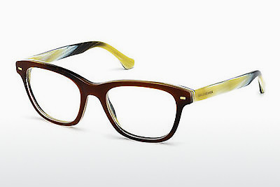 Eyewear Balenciaga BA5011 050 - Brown, Dark