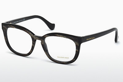 Eyewear Balenciaga BA5032 65A - Brown, Havanna