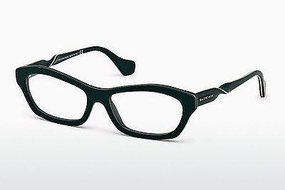 Eyewear Balenciaga BA5039 097 - Green, Dark, Matt