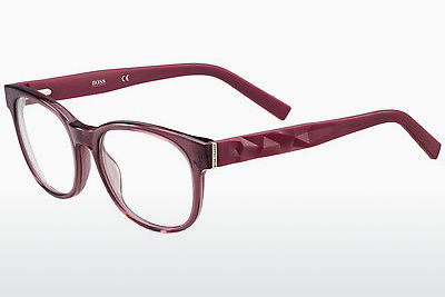 Lunettes design Boss Orange BO 0237 LFC - Rouges, Bourgogne