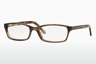 Lunettes design Burberry BE2073 3470 - Grises, Havanna