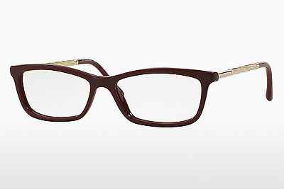 Lunettes design Burberry BE2190 3403 - Rouges, Bordeaux