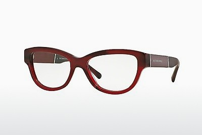 Lunettes design Burberry BE2208 3591 - Rouges