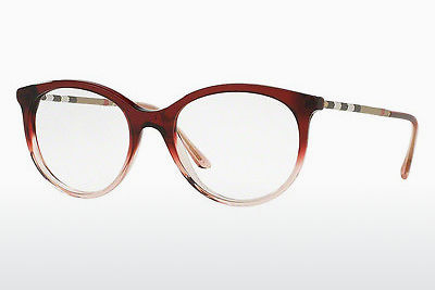 Lunettes design Burberry BE2244Q 3553 - Rouges, Rose