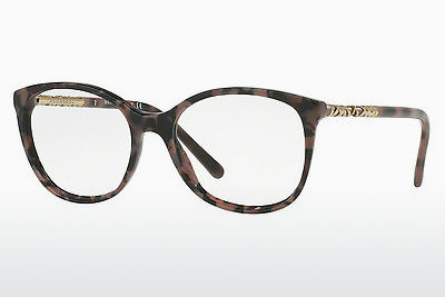 Lunettes design Burberry BE2245 3624 - Brunes, Havanna