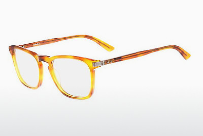 Lunettes design Calvin Klein CK8519 240 - Tortue, Orange
