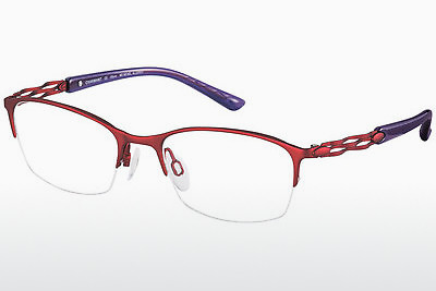 Lunettes design Charmant CH10600 RE - Rouges