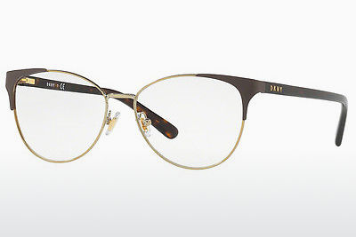 Eyewear DKNY DY5654 1238 - Brown, Gold