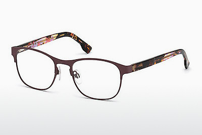 Eyewear Diesel DL5201 071 - Burgundy, Bordeaux