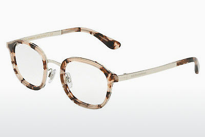Eyewear Dolce & Gabbana DG1296 3548 - Brown, Havanna, Transparent, White