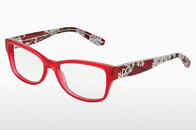 Eyewear Dolce & Gabbana ALMOND FLOWERS (DG3204 2850) - Red