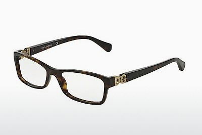 Eyewear Dolce & Gabbana DG3228 502 - Brown, Havanna