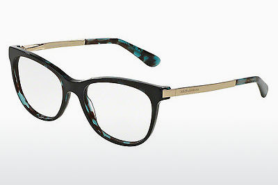 Eyewear Dolce & Gabbana DG3234 2887 - Blue, Green, Havanna, Gold