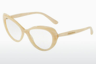 Eyewear Dolce & Gabbana DG3264 3084 - White, Brown