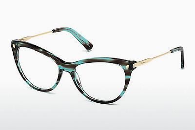 Eyewear Dsquared DQ5195 047 - Brown, Bright