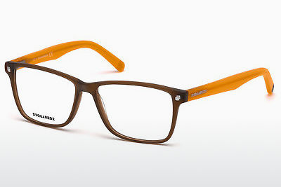 Eyewear Dsquared DQ5201 045 - Brown, Bright, Shiny