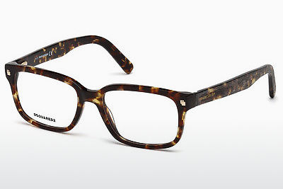 Eyewear Dsquared DQ5216 055 - Multi-coloured, Brown, Havanna