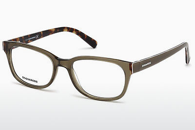Eyewear Dsquared DQ5218 045 - Brown, Shiny