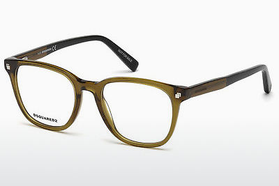 Eyewear Dsquared DQ5228 047 - Brown, Bright
