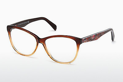 Eyewear Emilio Pucci EP5013 050 - Brown, Dark