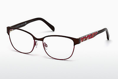 Eyewear Emilio Pucci EP5016 050 - Brown, Dark