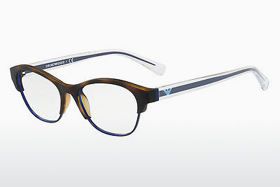 Eyewear Emporio Armani EA3107 5089 - Blue, Brown, Havanna