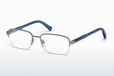 Eyewear Ermenegildo Zegna EZ5006 014 - Grey, Shiny, Bright