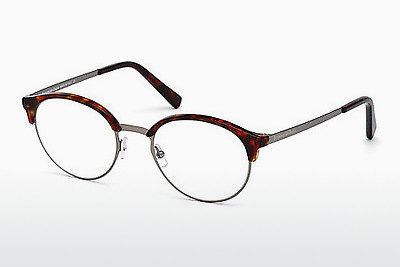Lunettes design Ermenegildo Zegna EZ5015 053 - Havanna, Yellow, Blond, Brown