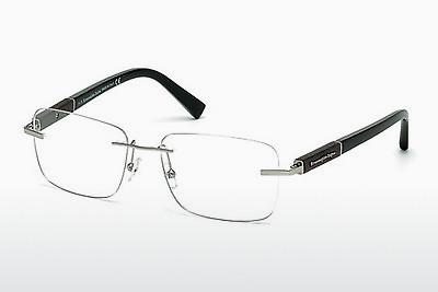 Eyewear Ermenegildo Zegna EZ5035 014 - Grey, Shiny, Bright