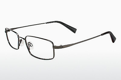 Eyewear Flexon 429 001 - Black, Chrome