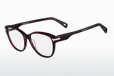 Lunettes design G-Star RAW GS2627 THIN TRASON 620 - Rouges, Havana