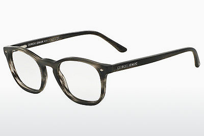 Eyewear Giorgio Armani AR7074 5403 - Grey, Brown, Havanna