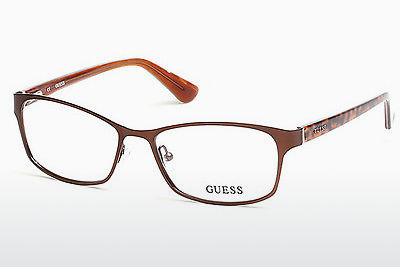 Eyewear Guess GU2521 049 - Brown, Dark, Matt