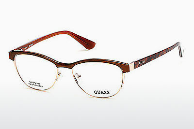 Eyewear Guess GU2523 048 - Brown, Dark, Shiny