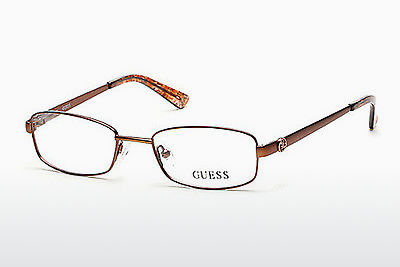 Eyewear Guess GU2524 049 - Brown, Dark, Matt