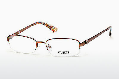 Eyewear Guess GU2525 049 - Brown, Dark, Matt