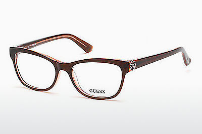 Eyewear Guess GU2527 050 - Brown, Dark
