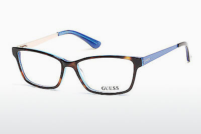 Eyewear Guess GU2538 052 - Brown, Dark, Havana