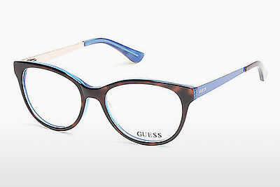 Eyewear Guess GU2539 052 - Brown, Dark, Havana