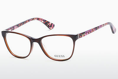 Eyewear Guess GU2547 050 - Brown, Dark