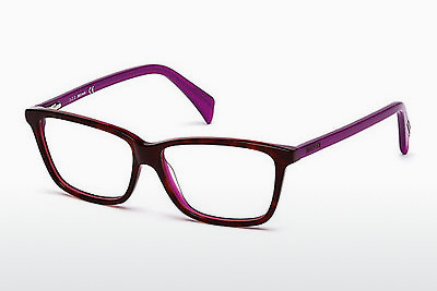 Lunettes design Just Cavalli JC0616 056 - Brunes, Havanna