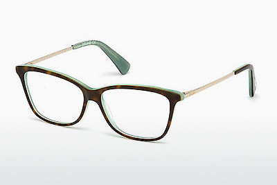 Lunettes design Just Cavalli JC0754 056 - Brunes, Havanna
