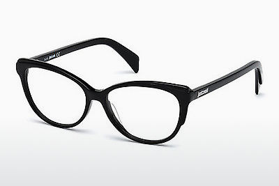 Eyewear Just Cavalli JC0772 001 - Black, Shiny
