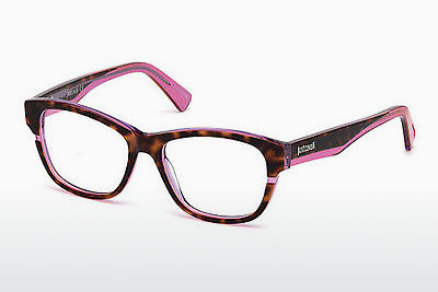 Lunettes design Just Cavalli JC0776 055 - Multicolores, Brunes, Havanna