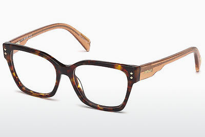 Lunettes design Just Cavalli JC0800 052 - Brunes, Havanna