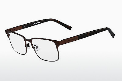 Eyewear Karl Lagerfeld KL238 502 - Brown