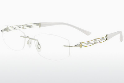 Lunettes design LineArt XL2012 WG - Or