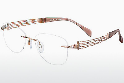 Lunettes design LineArt XL2081 RG - Or