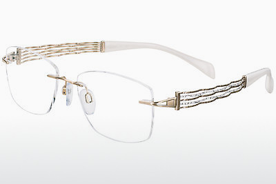 Lunettes design LineArt XL2082 WG - Or